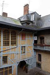 Ancienne prison Saint-Michel - English: Rennes