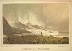 Domaine du manoir de Mouillemuse - Deutsch: Franz Wilhelm Schiertz: Magdalene-Bai. Spidsbergen