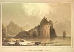 Domaine du manoir de Mouillemuse - Deutsch: Franz Wilhelm Schiertz: Fra Vestmanna Öerne. Island