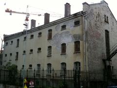 Domaine du manoir de Mouillemuse - English: Bergen kretsfengsel a defunct prison in Bergen, Norway