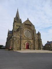 Eglise Saint-Malo -  l'eglise de st malo de phily