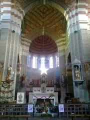 Eglise Saint-Malo -  Ille-Et-Vilaine Saint Malo Phily Eglise Choeur 01012013