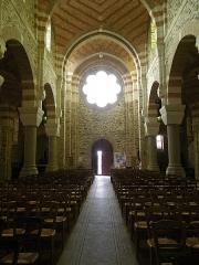 Eglise Saint-Malo -  interieur de l'eglise de st malo de phily