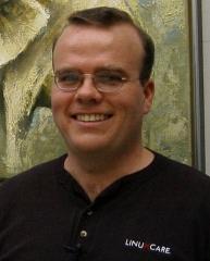 château - Dansk: Rasmus Lerdorf (1968-), skaberen af PHP-skriptingsproget
