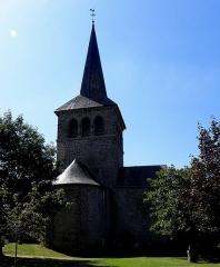 Église Notre-Dame - Français:   Église Notre-Dame d\'Hédé (35). Chavet.