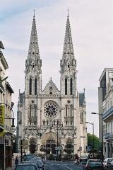 Eglise principale Saint-André - Français:   Église Saint-André Châteauroux