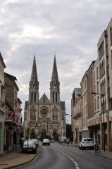 Eglise principale Saint-André - Français:   Église Saint-André, Châteauroux, Indre, France