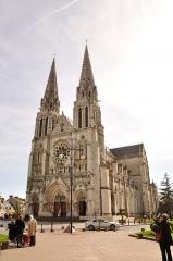 Eglise principale Saint-André - Français:   Eglise Saint-André, Châteauroux (Indre)