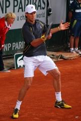 Château d'Hodebert -  Day 4 of Roland Garros 2013.