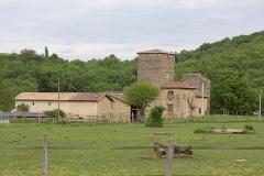 Maison forte des Allinges -  Maison forte des Allinges à Saint-Quentin-Fallavier / Saint-Quentin-Fallavier, Isère, France