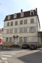 Hôtel Petitjean de Rotalier - Français:   Hôtel Petitjean de Rotalier, Lons-le-Saunier.