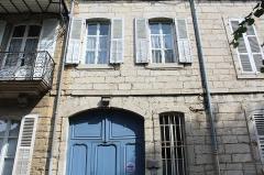 Hôtel de Lezay-Marnézia - Français:   Hôtel de Lezay-Marnézia, Lons-le-Saunier.