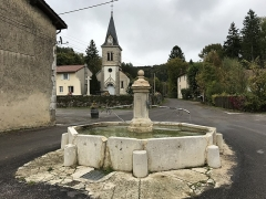 Fontaine et lavoir - French Wikimedian, software engineer, science writer, sportswriter, correspondent and radio personality