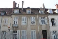 Maison de clarisses - Français:   Maison de Clarisses, Lons-le-Saunier.