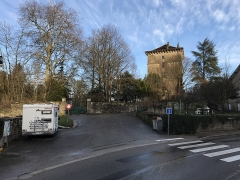 Château de Rans - French Wikimedian, software engineer, science writer, sportswriter, correspondent and radio personality