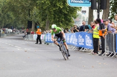 Château Saint-Martin - English: Tour of Britain 2014 stage 8a - London time trial