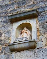 Monastère des Clarisses - English: Poligny, Jura, France