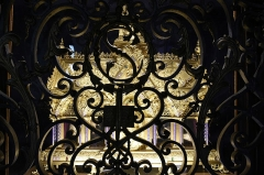 Monastère des Clarisses - Nederlands: Sint-Claraklooster te Poligny, (Jura), Frankrijk - het schrijn van Nicolette Boëllet, gekend als de heilige Coleta (Frans: Colette)