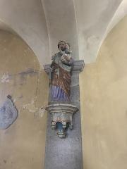 Eglise paroissiale Saint-Cyr et Sainte-Julitte - French Wikimedian, software engineer, science writer, sportswriter, correspondent and radio personality