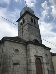 Eglise de Valfin - French Wikimedian, software engineer, science writer, sportswriter, correspondent and radio personality