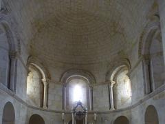 Eglise Saint-Martin -  Fenêtres de l'abside de l'église Saint-Martin de Pouillon