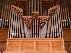 Eglise Saint-Martin -  L'orgue de l'église Saint-Martin de Pouillon
