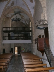 Eglise Sainte-Marie - English: Our Lady's church in Sainte-Marie-de-Gosse (Landes, France)