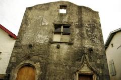 Maison forte de Tampouy - Hastingues, maison du Sénéchal ou maison Laplante