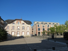 Chocolaterie Poulain - Français:   Chocolaterie Poulain à Blois.