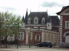 Chocolaterie Poulain - Français:   Ancienne chocolaterie Poulain, à Blois