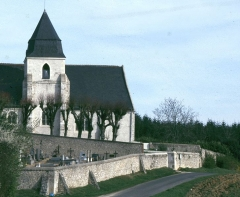 Eglise Saint-Secondin - Deutsch: St. Secondin
