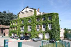 Ancienne usine de la société Badoit -  Badoit
