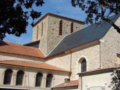Eglise de la Trinité -  Église de la Trinité de Clisson, Clisson, Pays de la Loire, France