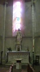 Eglise Saint-Jacques de Pirmil - English: South chapel of Saint-Jacques-de-Pirmil, Nantes