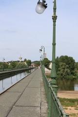 Maison à pans de bois - Pont-canal de Briare, Loiret, France