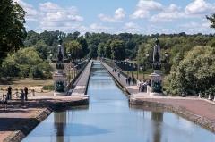 Maison à pans de bois - Briare - Pont Canal