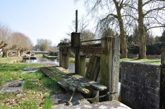 Site de Grignon - Français:   site de grignon porte ancienne