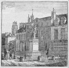 Monument à Jeanne d'Arc - Čeština: Socha Jany z Arku ve francouzském Orléans