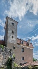 Château de Larnagol - English: Castle of Larnagol, Lot, France