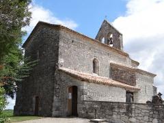 Eglise Sainte-Foy - Français:   Blaymont - Église Sainte-Foy