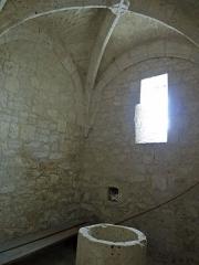 Eglise Sainte-Foy - Français:   Blaymont - Église Sainte-Foy - Chapelle latérale