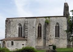 Eglise Saint-Martin - Français:   Cahuzac - Église Saint-Martin
