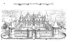 Ensemble immobilier du château du Verger -