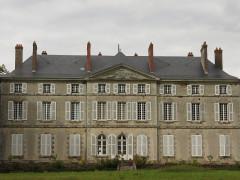 Château de la Roche - Français:   Noyant