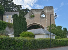 Ancienne mine de charbon de la Tranchée - English: Old coal mine in Montjean-sur-Loire in France