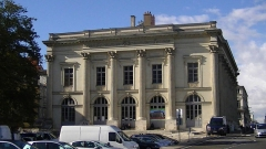 Théâtre - English: Theatre in Saumur