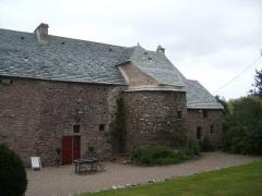 Manoir de la Madeleine -   Ferme de la Madeleine, Beaumont-Hague -  Tour rasée