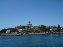Phare de Chausey (ou phare des îles Chausey) -  îles Chausey