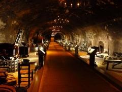 Cellier d'expédition - Champagne Mumm à Reims