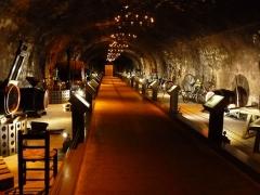 Cellier d'expédition - Champagne Mumm - Reims